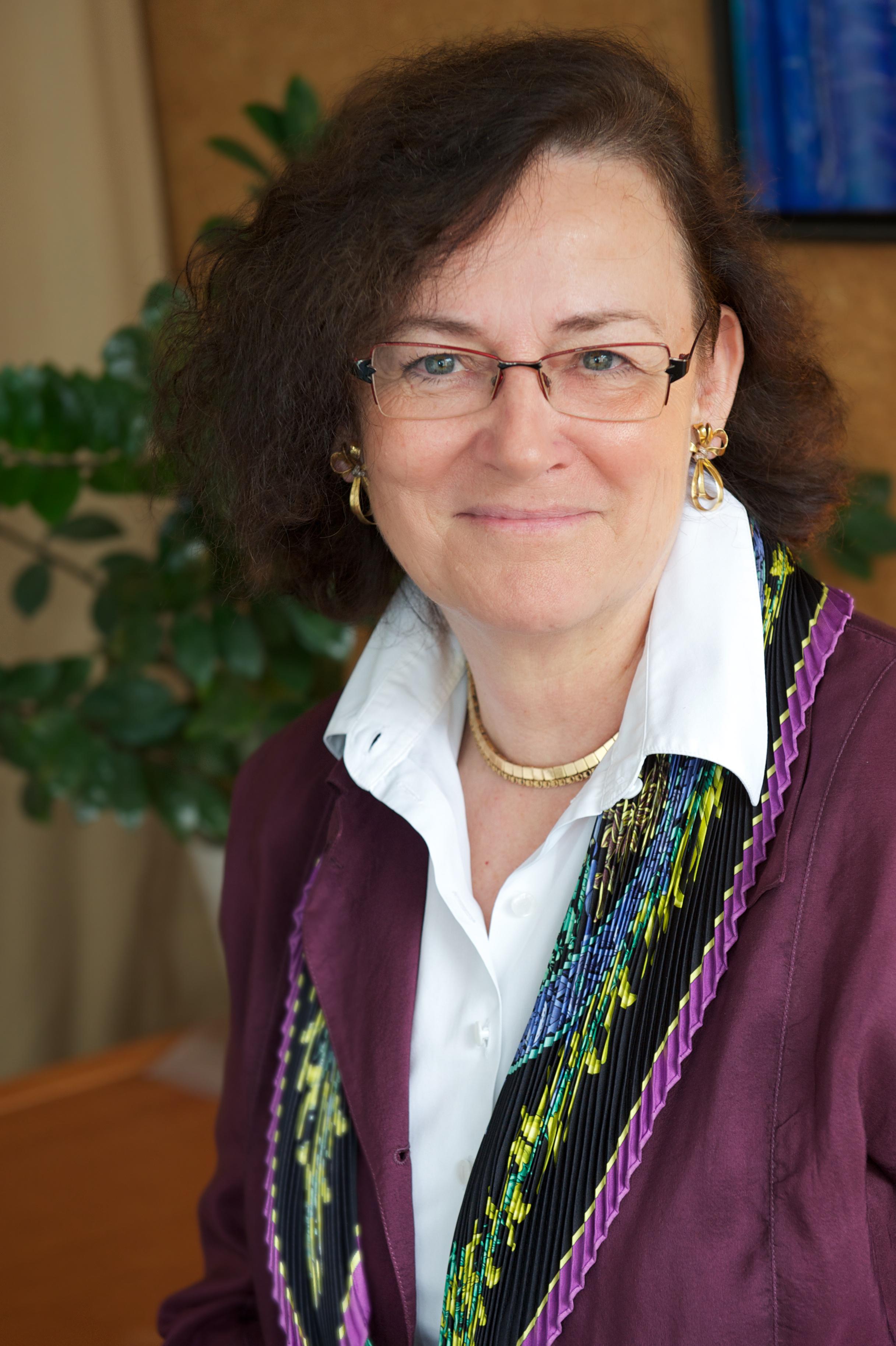 Christine Petit, chef de l'unité de recherche de génétique et physiologie de l'audition.